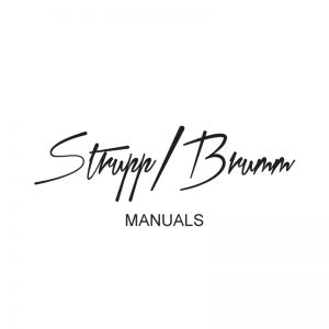 Strupp & Brumm Manuals